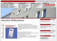 Website von Meßtechnik GesmbH & Co KG