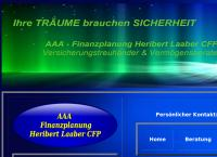 Website von Heribert Laaber