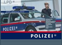 Website von Bundespolizeidirektion Linz