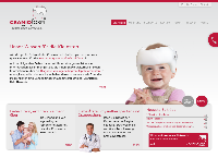 Website von Cranioform